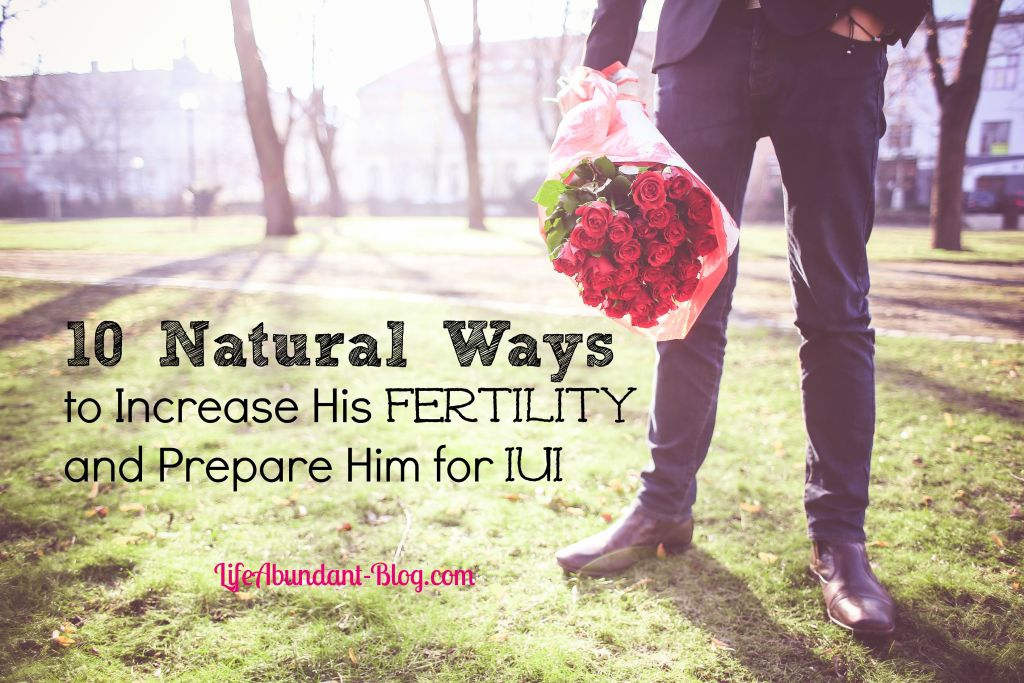 Mens Fertility Boosters