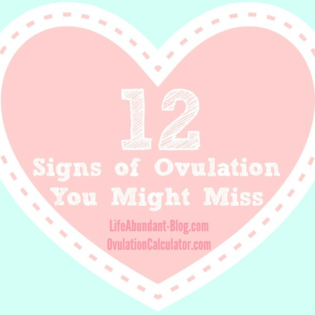 12 Signs of Ovulation You Might Miss 3