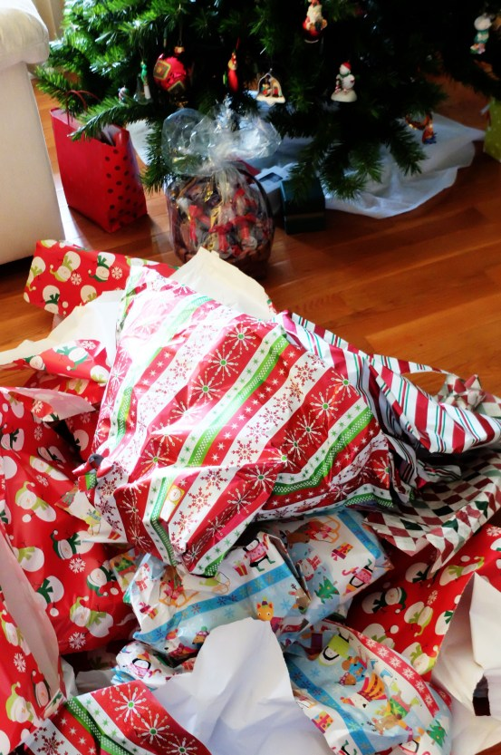 Christmas Morning - Wrapping Paper
