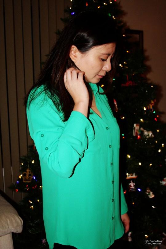 Holiday Green - Portofino Shirt 2