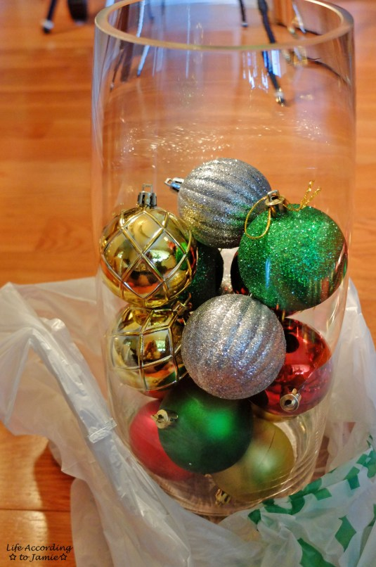 Ornaments in Vase 2