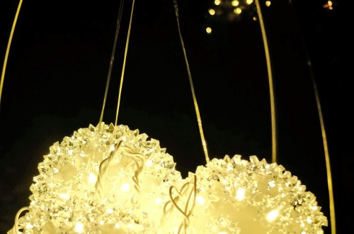 Outdoor Light Up Ornaments