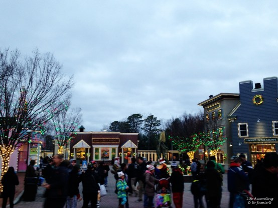 Six Flags - Holiday in the Park