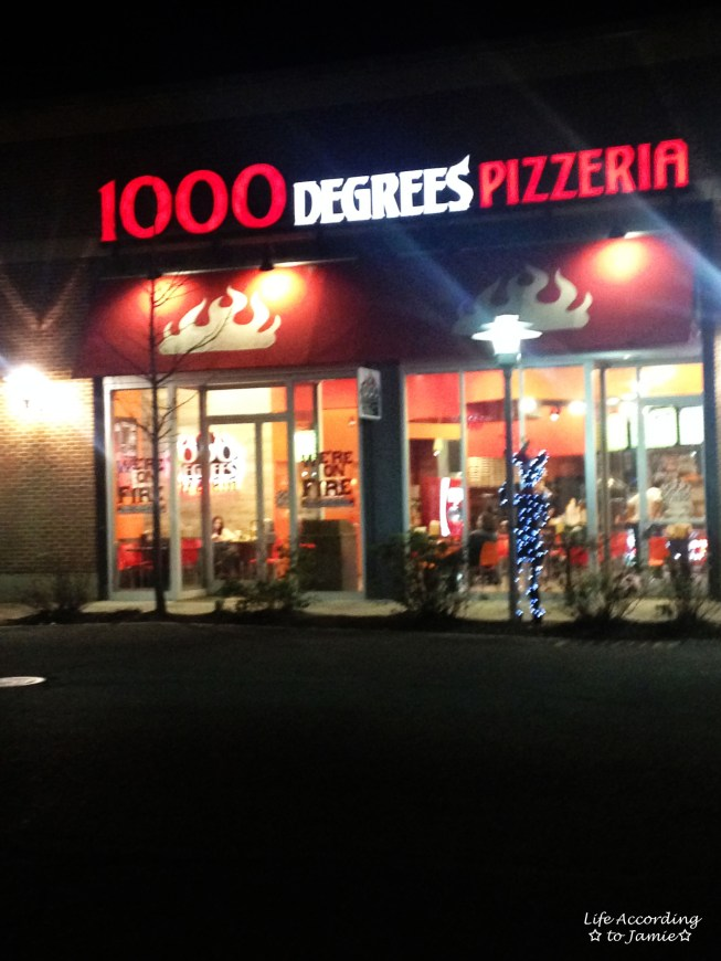 1000 Degrees Pizzeria