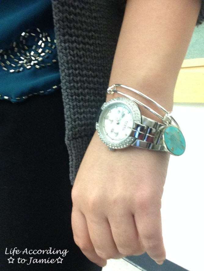 Simple Wrist Stacking
