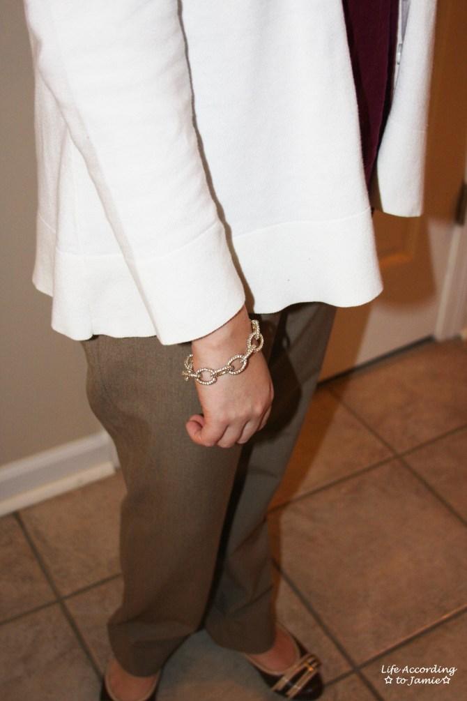 Pavé Link Bracelet 5