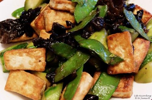Tofu & Vegetable Stir-fry