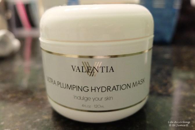 Valentia Ultra Plumping Hydration Mask