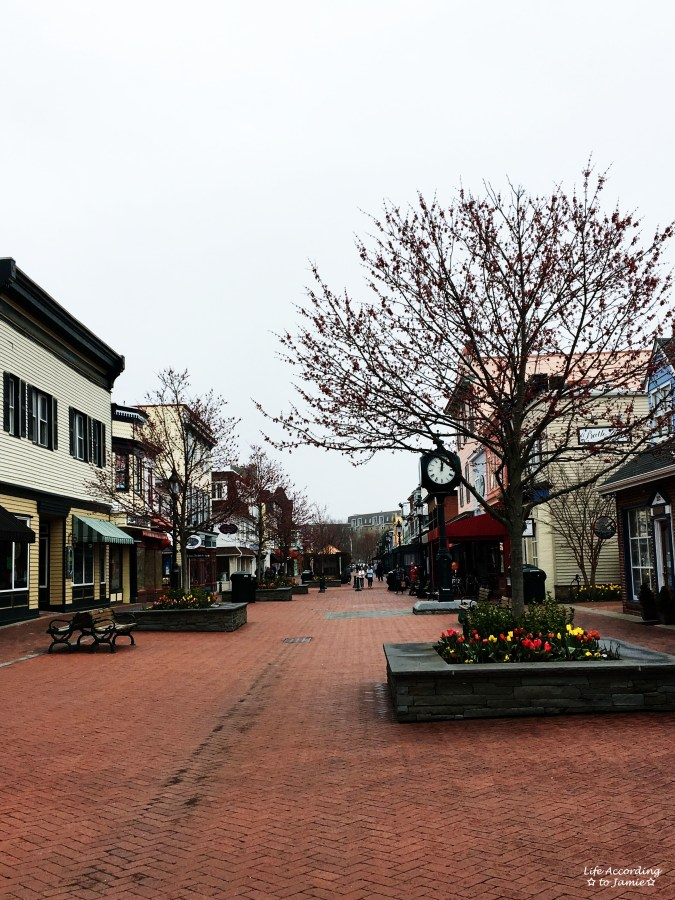 Cape May - Washington Street Mall
