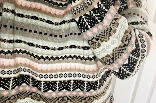 Victoria's Secret Fair Isle Sweater