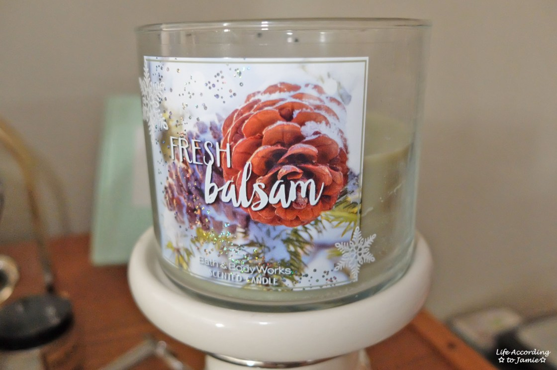 Fresh Balsam Candle