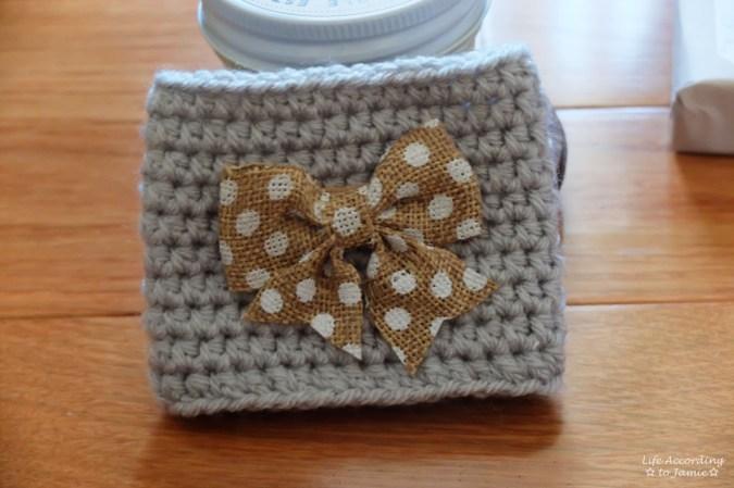 Haleys Crochet Creations Cozie