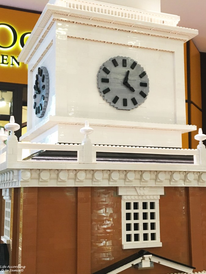 Lego Americana Roadshow - Independence Hall Clock