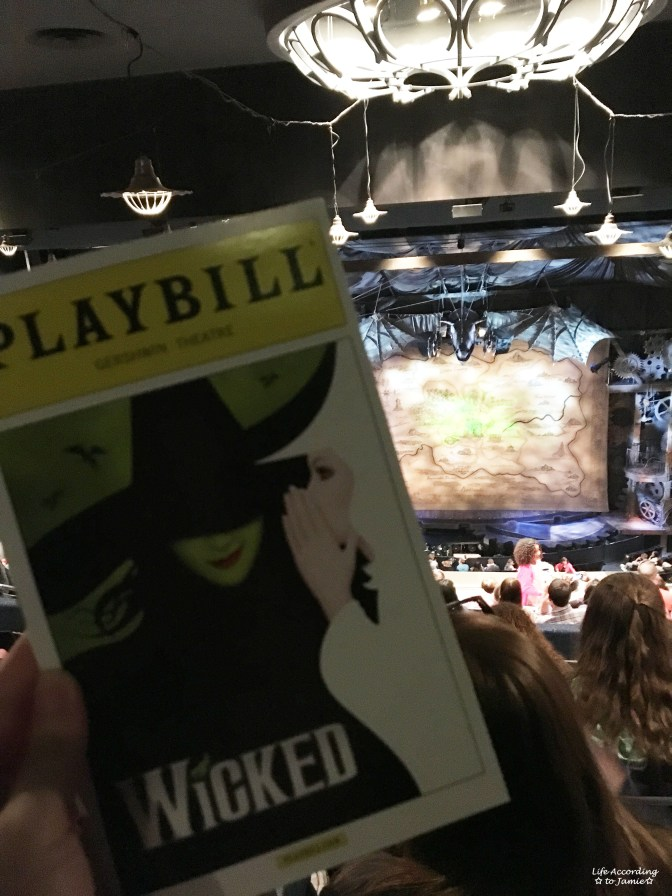 Wicked - Broadway Musical 1