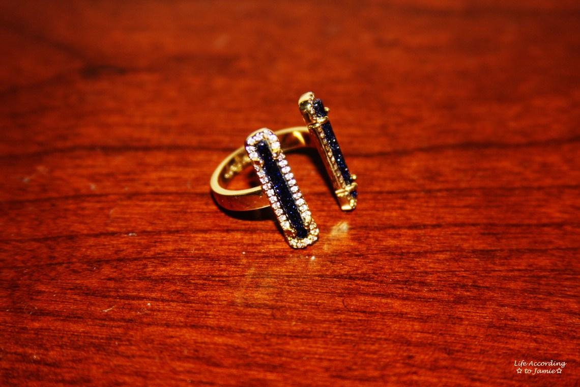 Baublebar - Parallel Bars Ring
