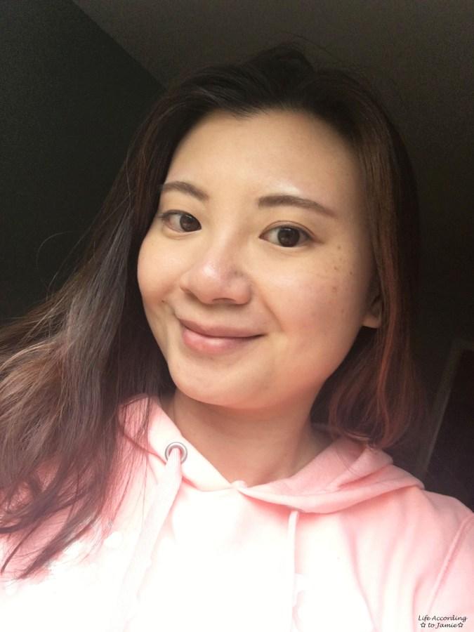 Sephora Perfection Mist Airbrush Foundation - Selfie