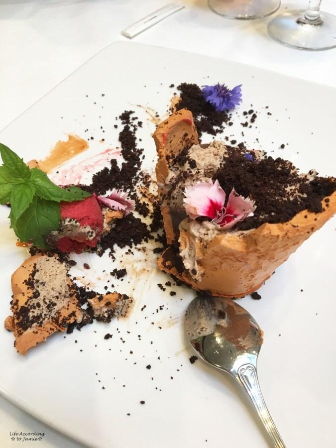 1906 - Flower Pot Dessert 1