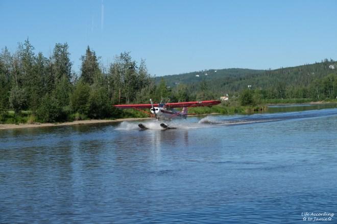 Fairbanks Riverboat - Plane