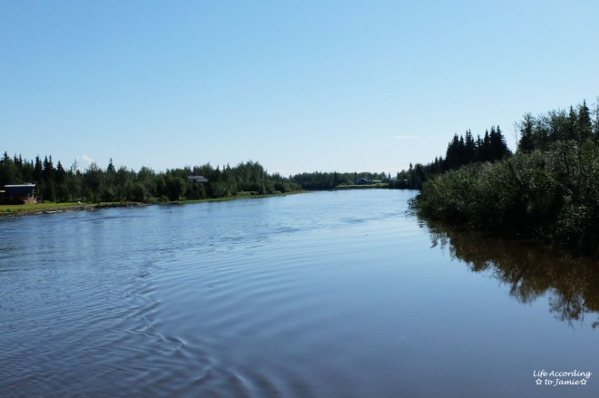 Fairbanks Riverboat