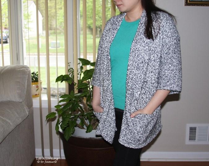 Knit Kimono 3