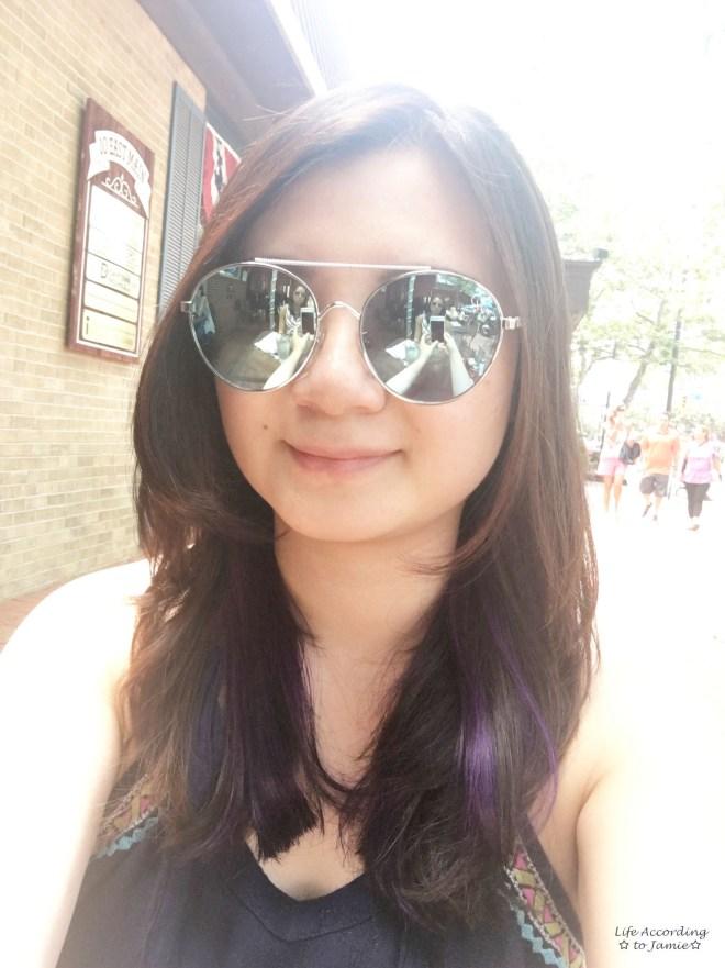 Purple Underlayer Hair 6