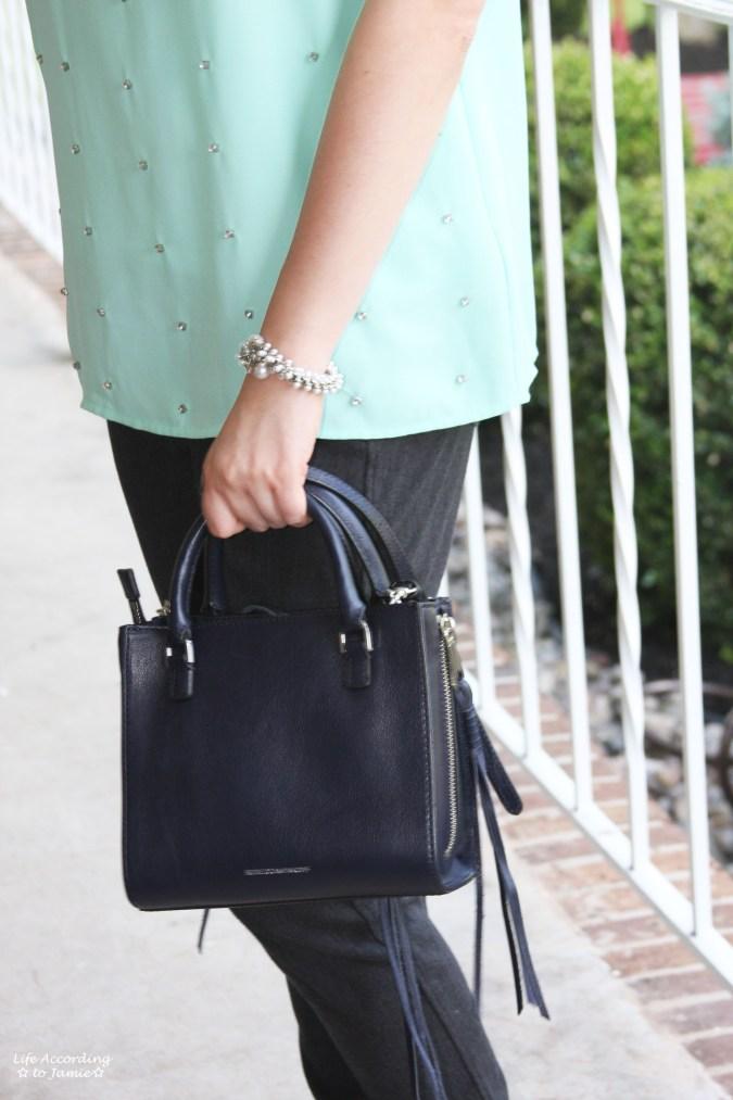 Rebecca Minkoff Side Zip Mini Regan 5