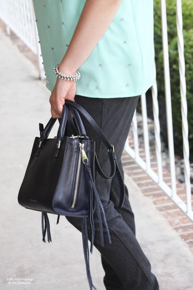 Rebecca Minkoff Side Zip Mini Regan