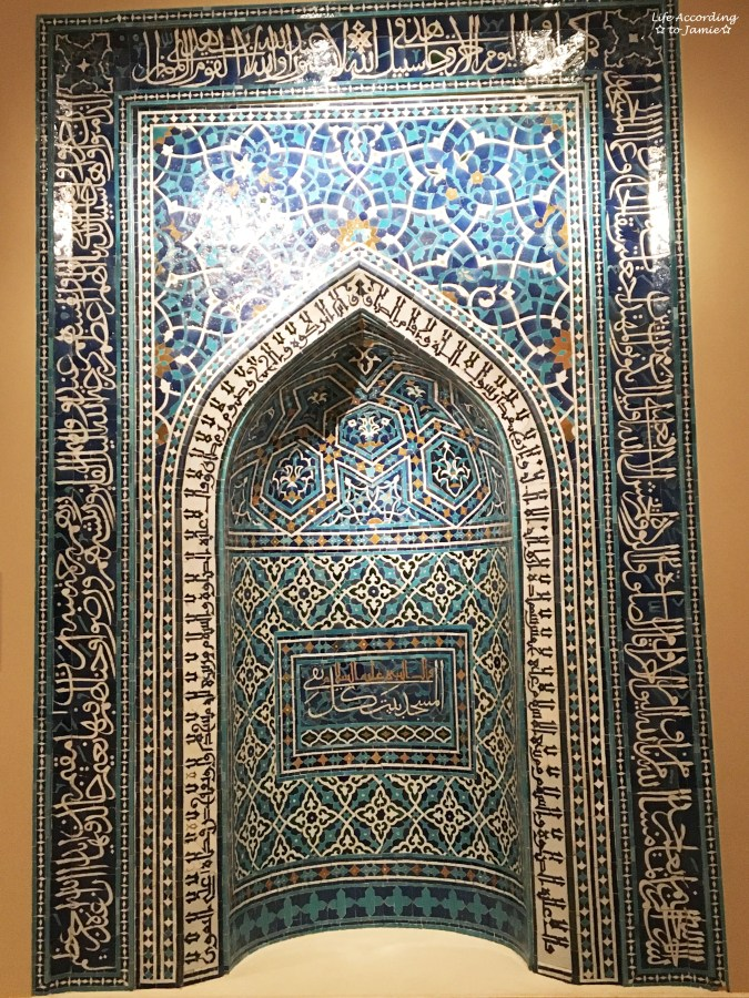 The Met - Tiles