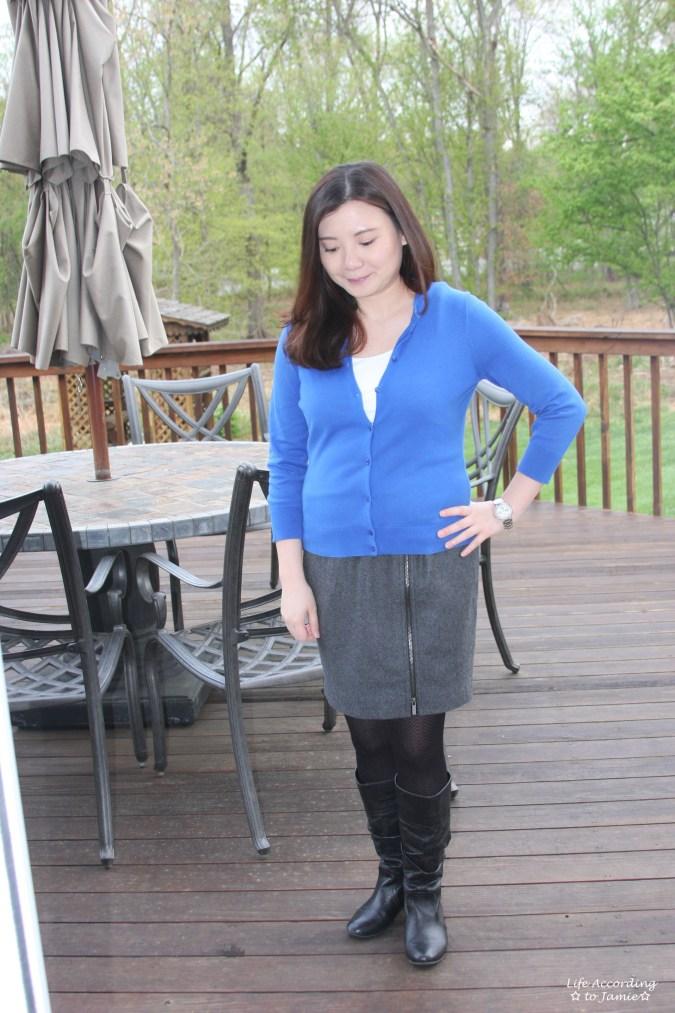 Zipper Skirt 2