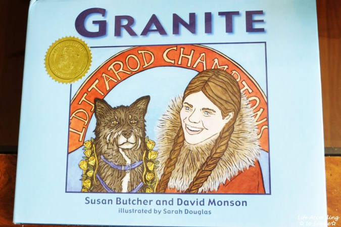 Granite Iditarod Champion - Book