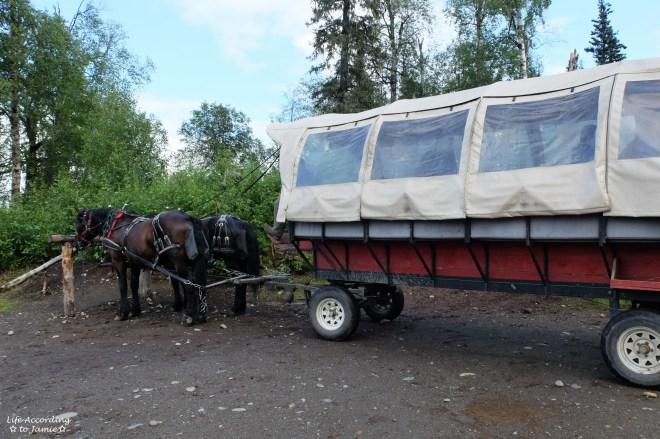 Mckinley - Horse Drawn Wagon 1