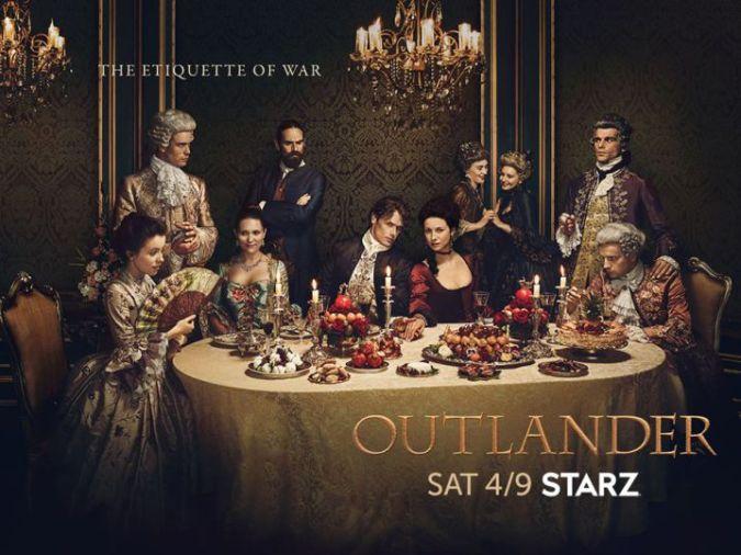 Outlander Season 2 Promo