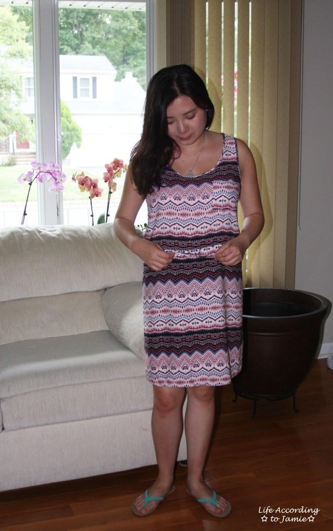 Pink Republic - Drawstring Dress