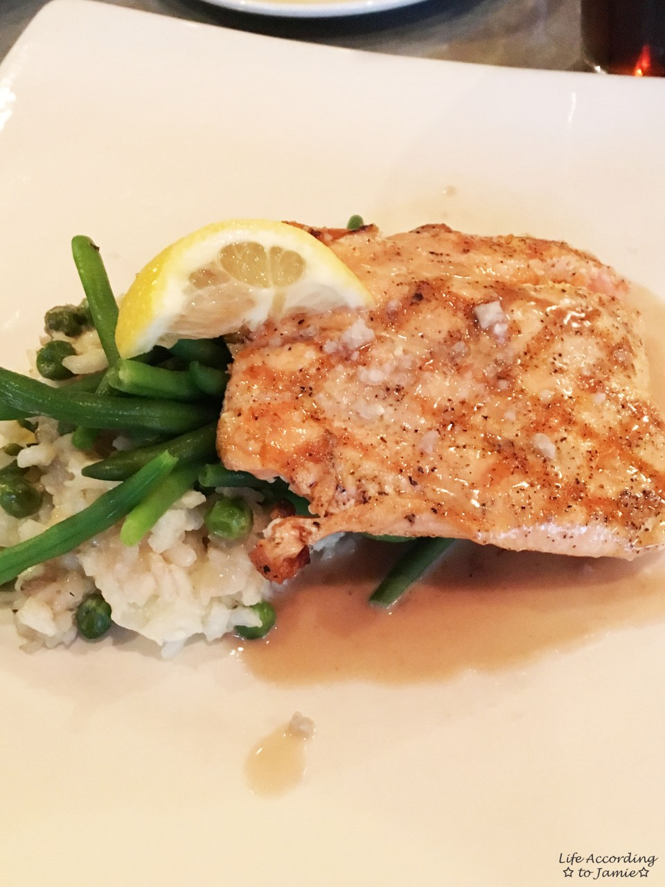 Sea Salt Accented King Salmon