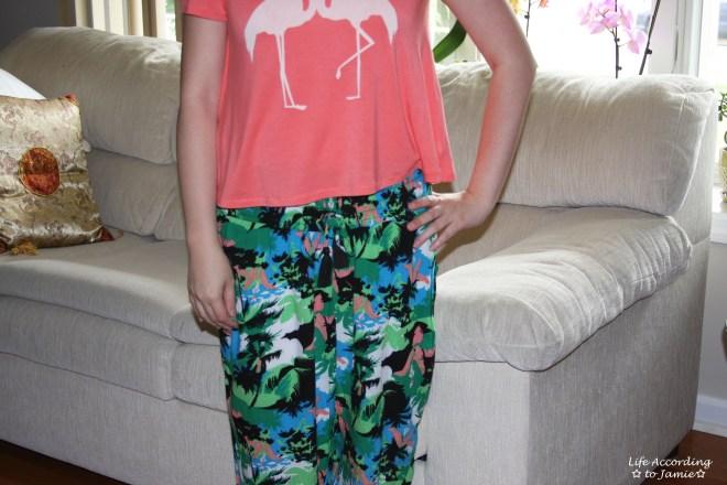 Tropical Harem Pants 3