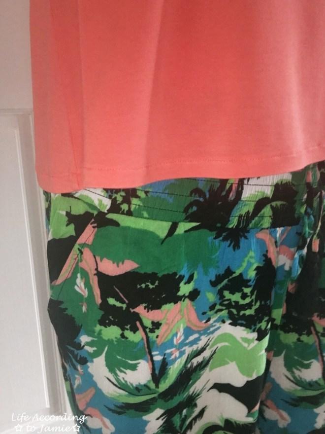 Tropical Harem Pants