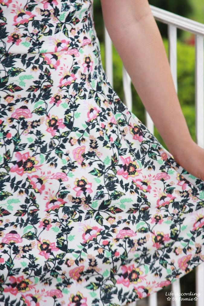 H&M Floral Dress 2