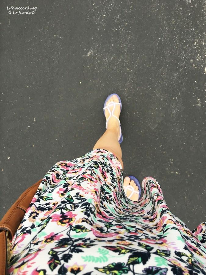 H&M Floral Dress 4