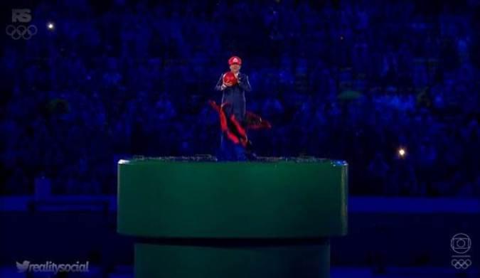 rio olympics - japanese prime minister