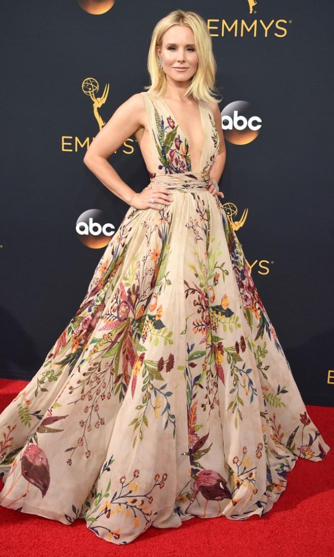 Kristen Bell emmy 2016