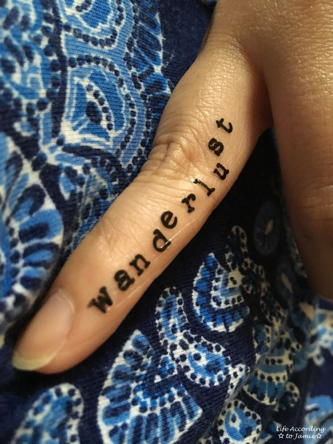Wanderlust Flash Tattoo 1