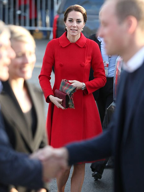 Royal Visit to Canada - Day Five