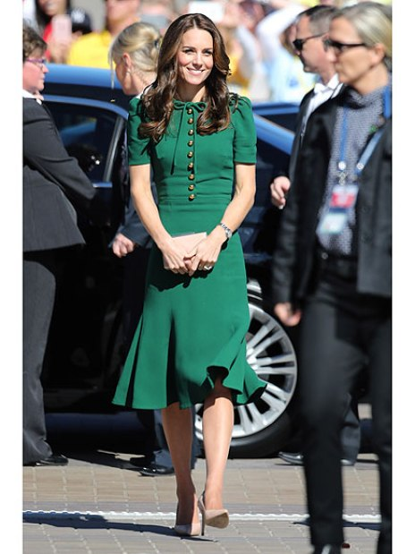 Royal Visit to Canada - Day Four