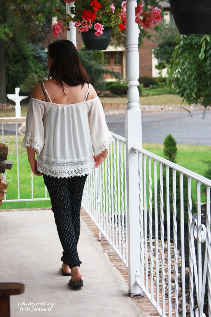 lace-off-the-shoulder-diamond-print-pants-2