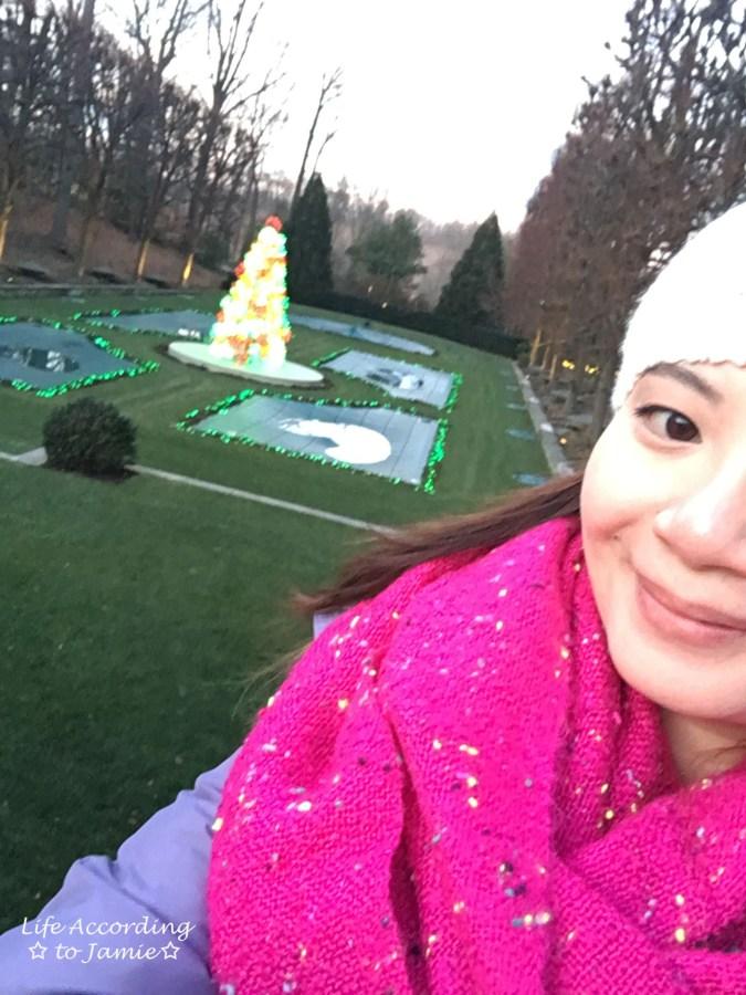 longwood-gardens-italian-fountains-tree-selfie