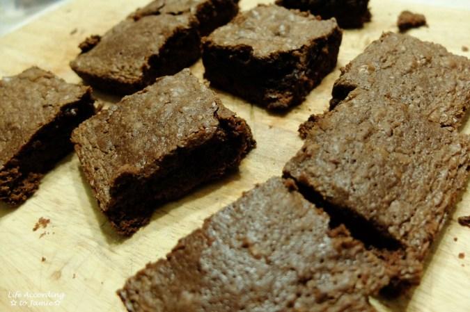 brownie-squares