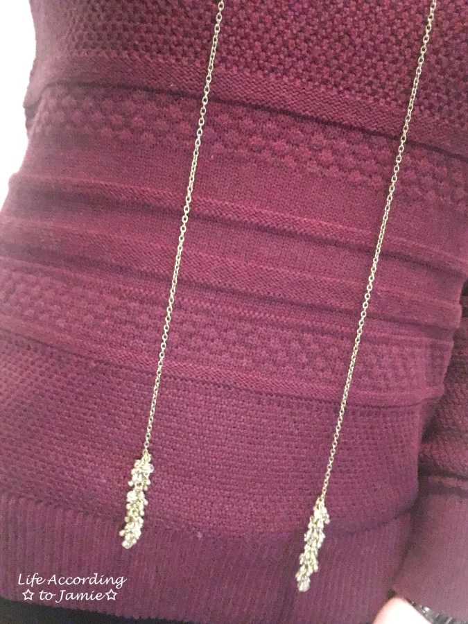 crocheted-stripes-feather-drop-necklace