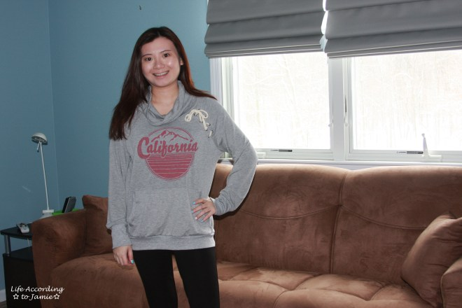 California Sweatshirt 5