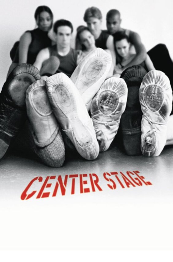 center stage - movie poster