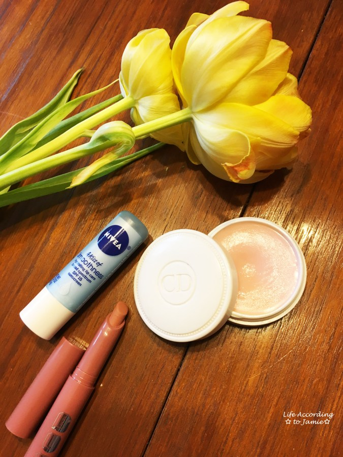 Lip Products - Nivea Buxom & Dior 1